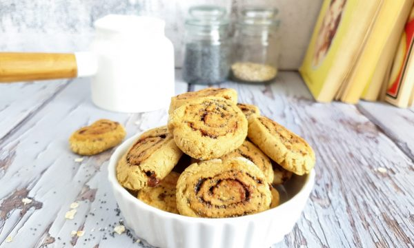 Biscotti di avena e mandorle facili e salutari