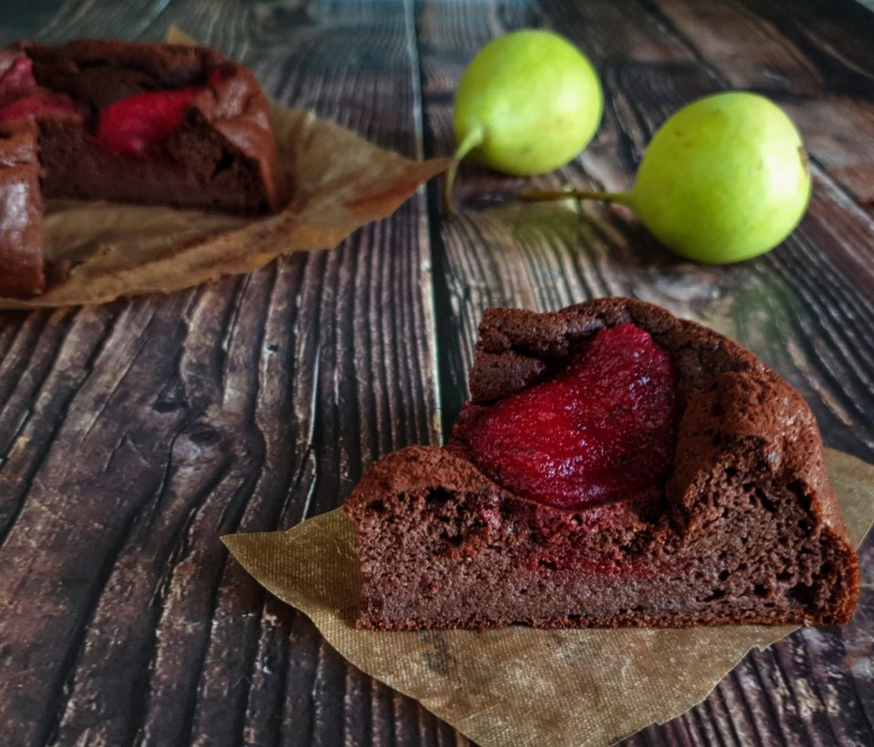 Torta light al cacao