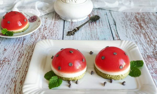 Dessert estivo all'anguria: ricetta light senza glutine