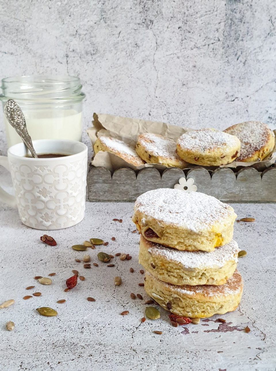 Biscotti light all'arancia