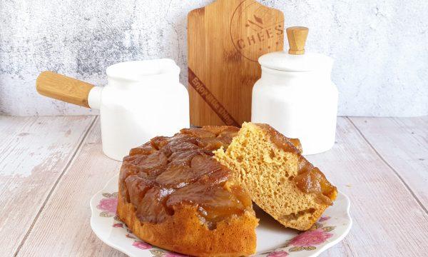 Torta di mele rovesciata: ricetta facile