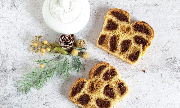 Pan brioche dolce senza burro