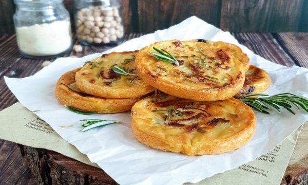 Farinata di ceci al forno: ricetta con poco olio