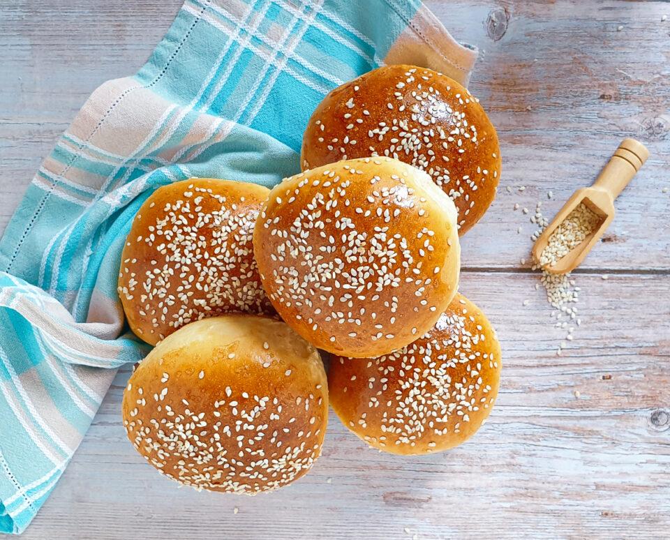 Burger buns - panini per hamburger