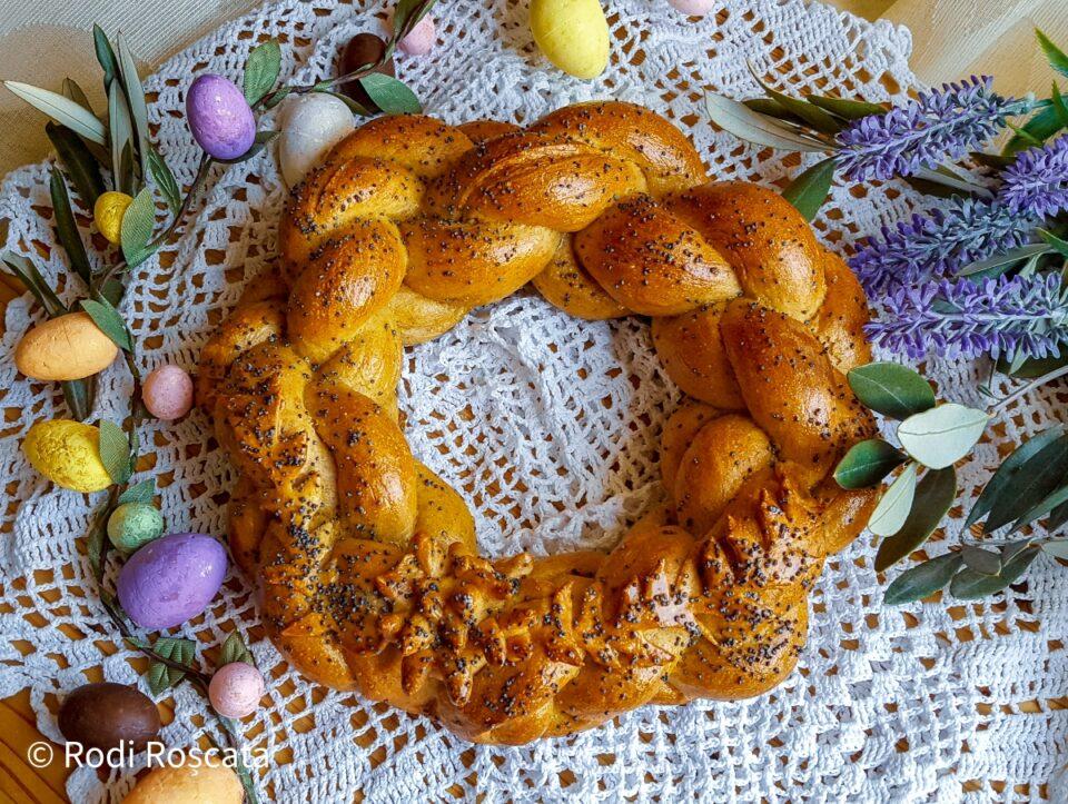 Pane integrale con farina di farro