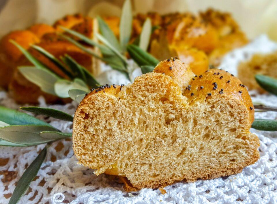 Pane dolce di farro