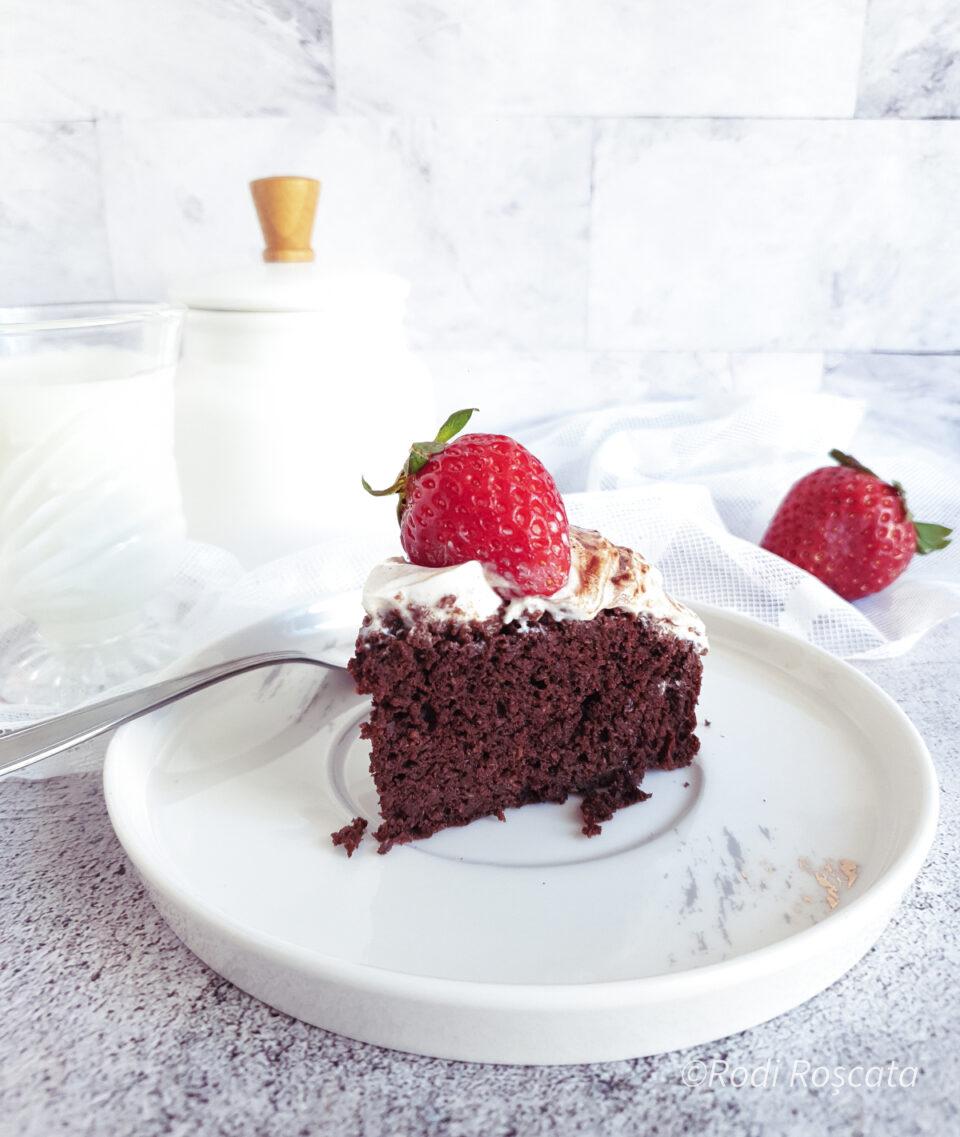 Torta light cioccolato