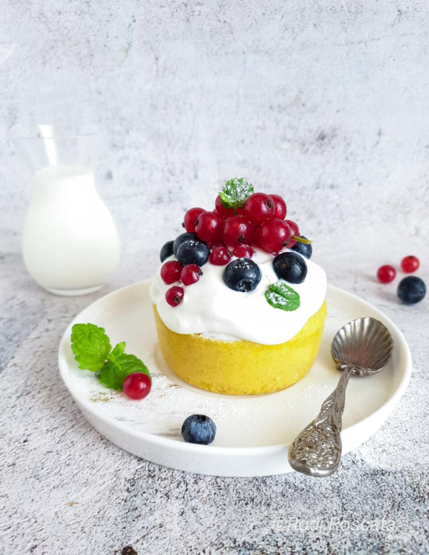 Mug cake cheto