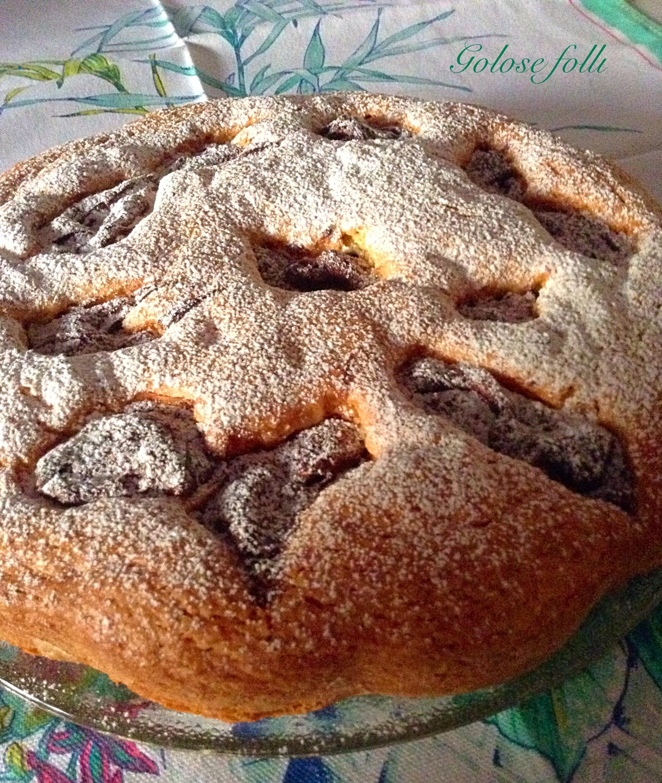Ricetta torta di nutella cotto e mangiato