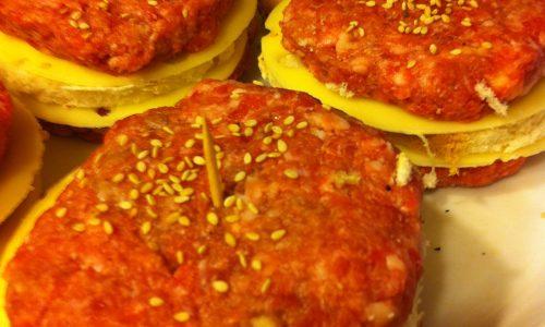 Hamburger rovesciati