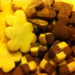 biscottini sableès bicolori