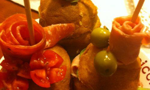 Panettoncini gastronomici