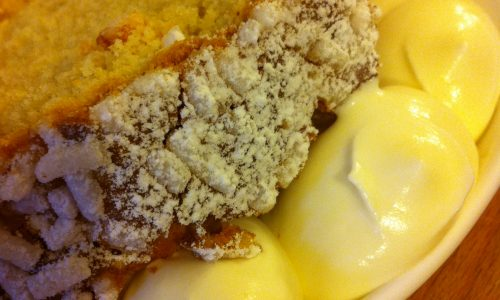 Plum cake classico di Montersino