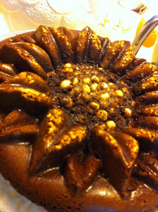 torta brownies