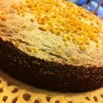 torta di carote cacao e nocciole 008