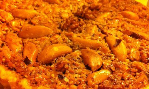 Pecan pie, crostata di noci del Ringraziamento