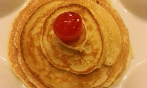 Pancakes di natale