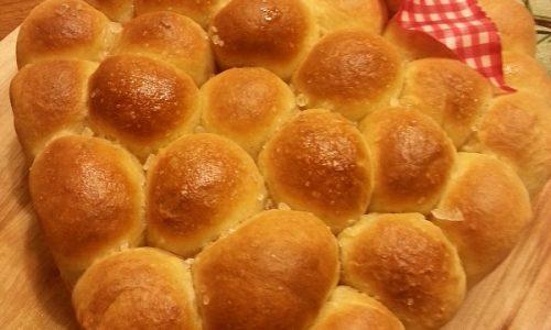 Pane di Natale porzionabile