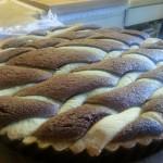 crostata frangipane al ioccolato e nutella 022