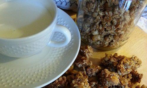 """Cereali croccanti tipo """"Extra"""" per la colazione"""