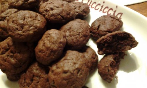 Cookies duble chocolate chips di Nigella