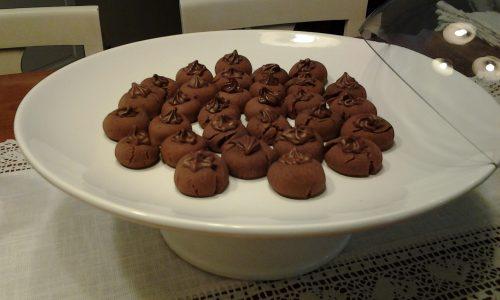 Nutellotti biscottini con frolla alla Nutella