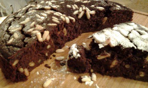 Torta pane e cioccolata