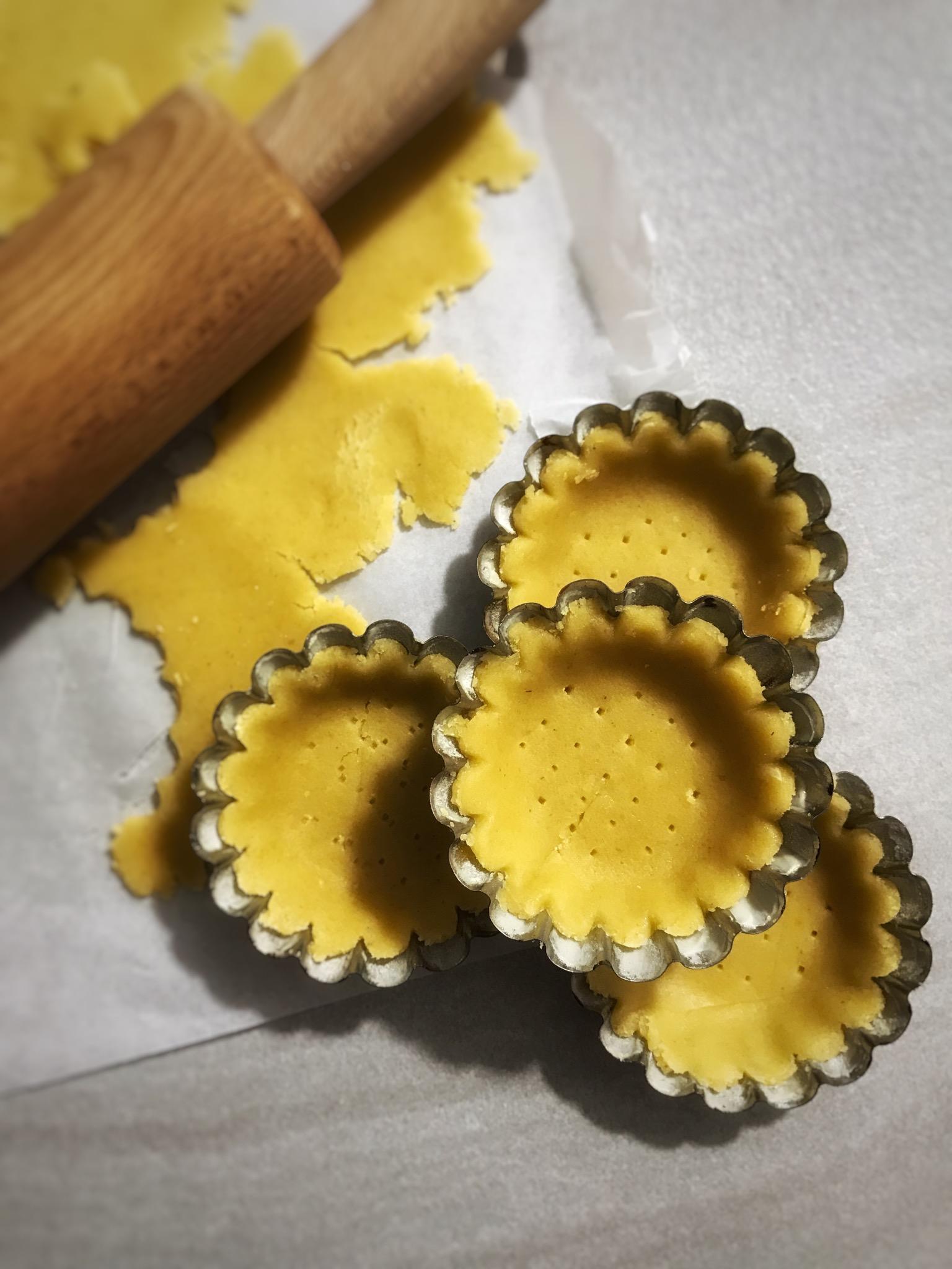 Tartellette grano khorasan