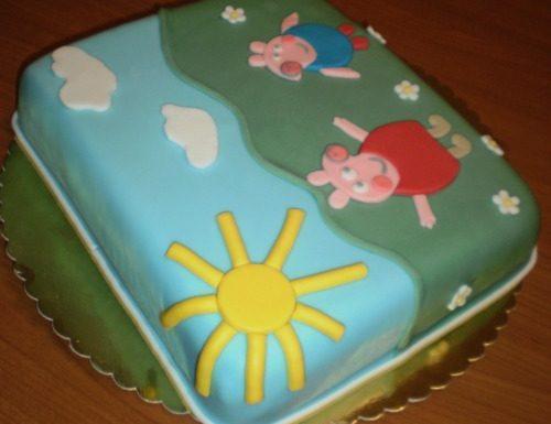 Torta Peppa Pig