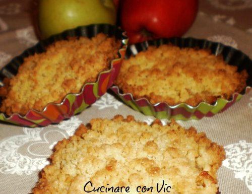 Crumble di mele  (ricetta a modo mio)