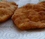 Petti di pollo impanati