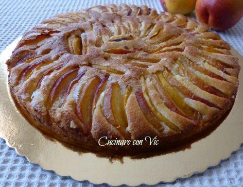 Peach Pie (torta di pesche)