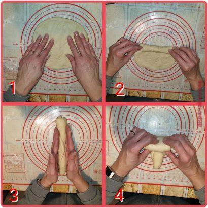 Come formare i panini per hamburger