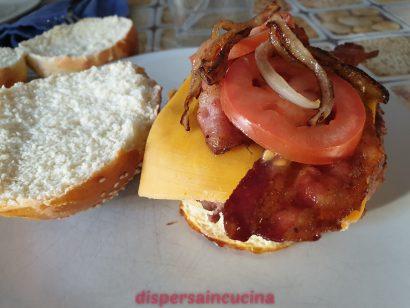 Componiamo il nostro super hamburger