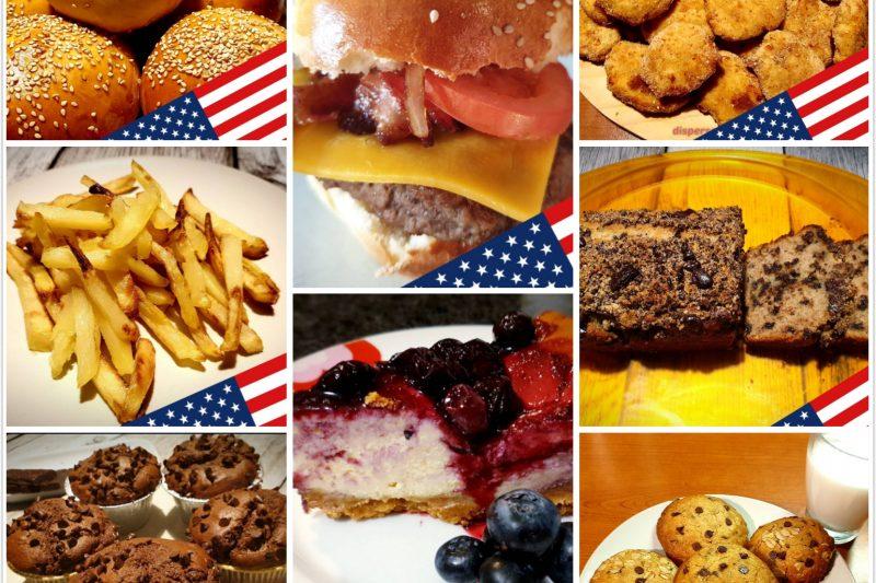 Ricette americane: 8 piatti a stelle e strisce