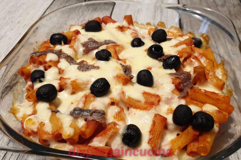 """Pasta al forno del """"dopo pizza"""""""