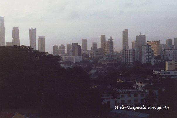 Singapore, crocevia del mondo