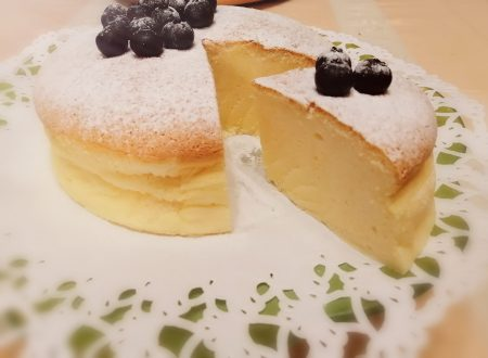 La Japanese Cotton Cheesecake …soffice ossessione
