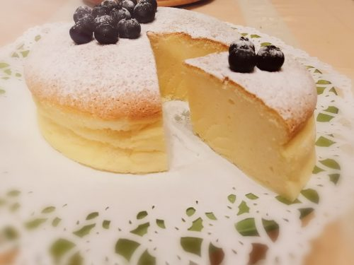 La Japanese Cotton Cheesecake …soffice ossessione