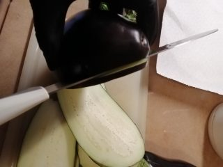 melanzane per la pasta alla Norma