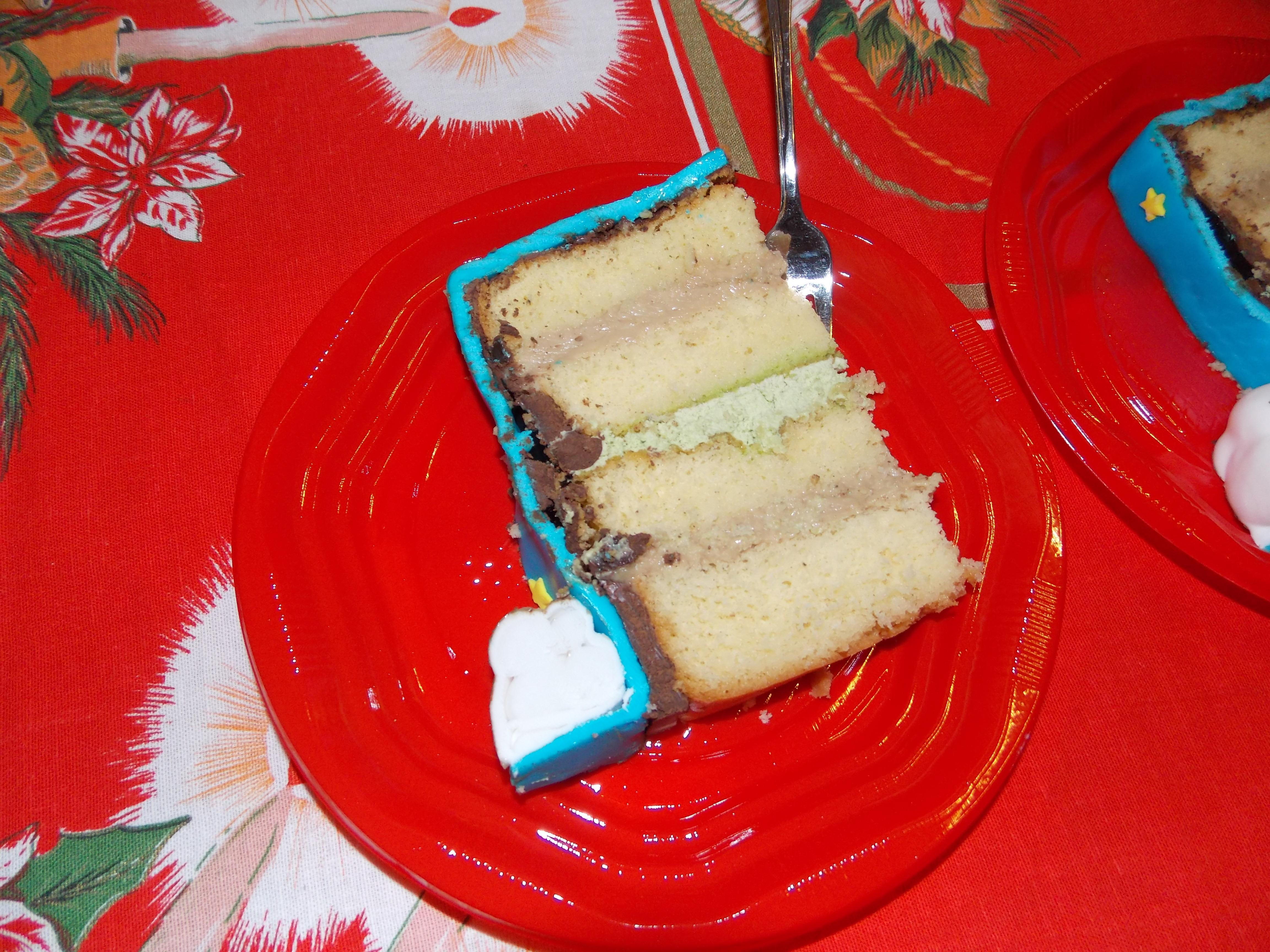 Torta compleanno mago pancione doc sugarparty