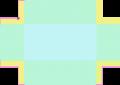 Icon of stampo ritagliabile mini plumcake