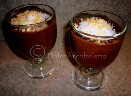 Cioccolato al rum e peperoncino.
