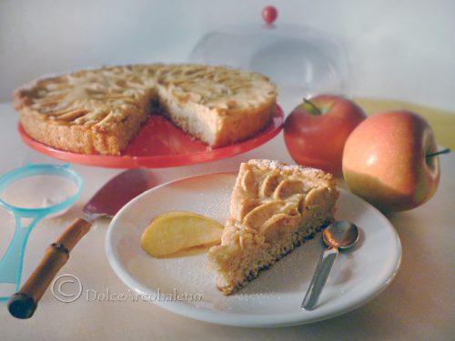 Torta di mele della nonna facile veloce e leggera