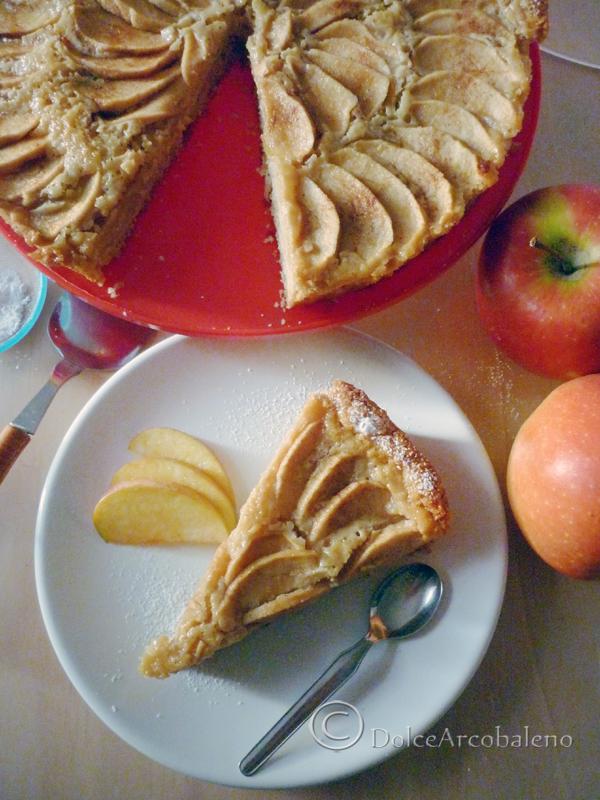 La torta di mele della nonna facile veloce e leggera la torta di mele della nonna By Dolcearcobaleno