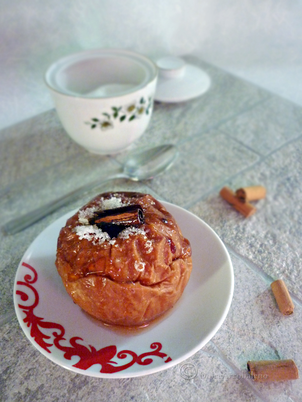 Mele alla cannella: ricetta dolce by Dolcearcobaleno