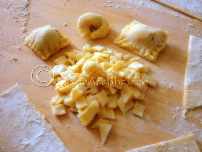 Pasta all'uovo casalinga, ricetta base, by DolceArcobaleno.