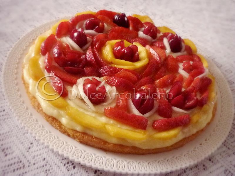 Dolce primizia alla frutta, by DolceArcobaleno.