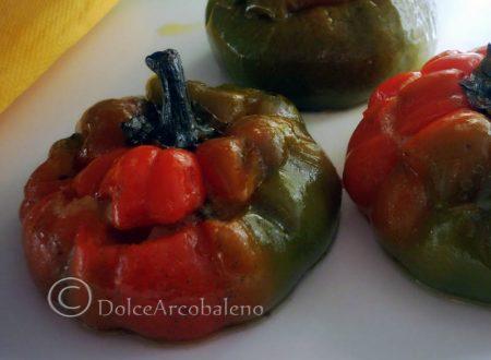 Peperoni di Carmagnola ripieni.