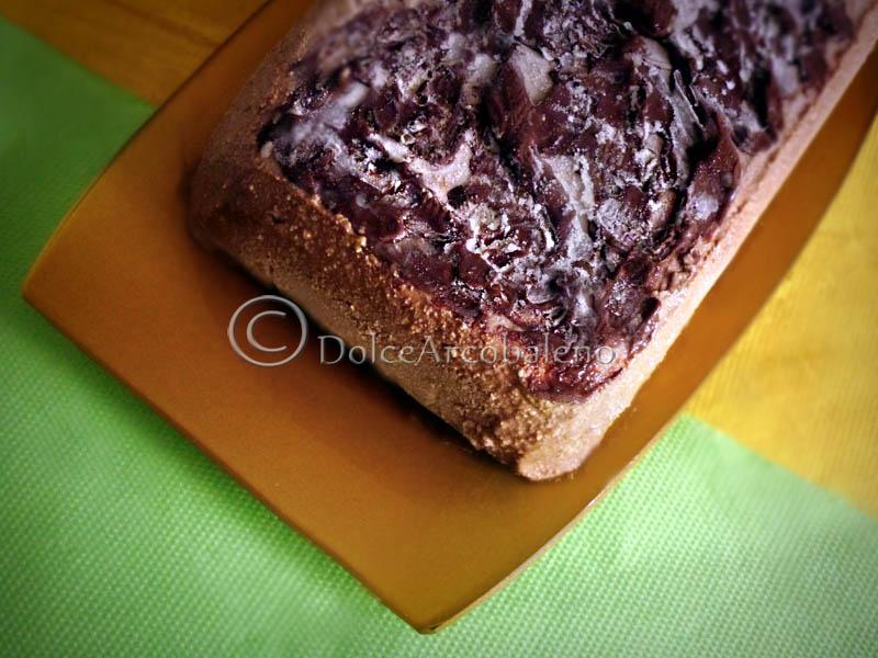 Semifreddo al cioccolato vegan, ricetta dolce. by Dolcearcobaleno